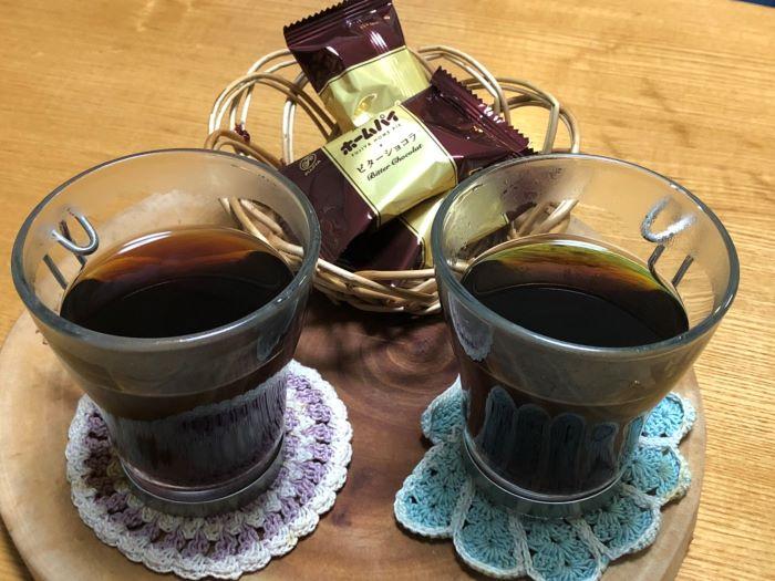 娘が初めて淹れたコーヒーを飲む至福の時間。究極のMyコーヒー探しの旅は、まだまだ続く。